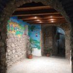 Dettagli dei portici (foto fornita da Tommaso Buonfiglio)