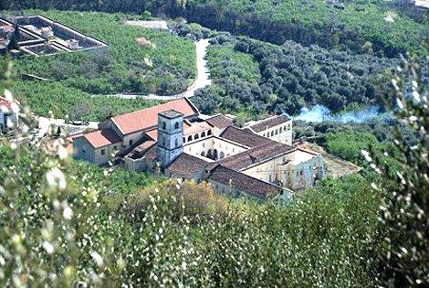 Convento di San Giovanni del Palco (foto fornita da Tommaso Buonfiglio)
