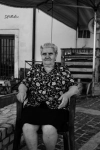La signora delle benedizioni - foto di Daniele Palladino
