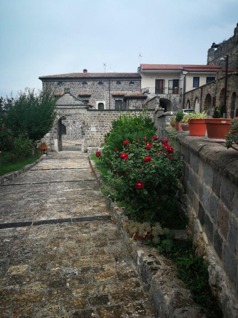 Il castello dall'uscita lateralello