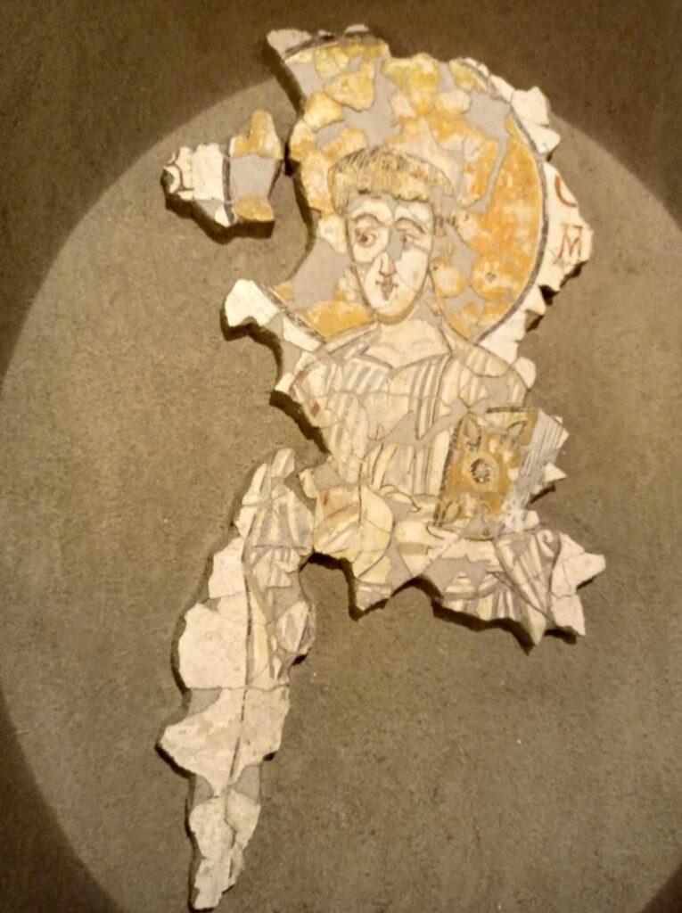 Affreschi dell'Abbazia di San Vincenzo al Volturno