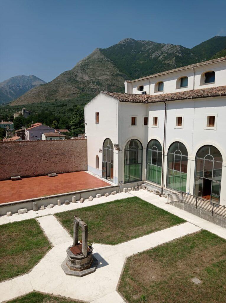 Ex Convento di Santa Chiara, oggi Museo archeologico di Venafro