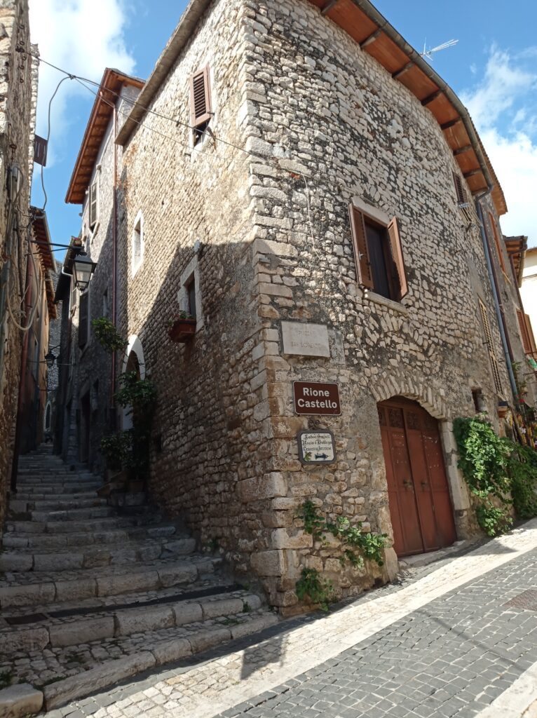 Il Rione Castello